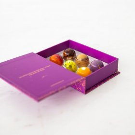 YOLANDAS CHOCOLATIERS BOX OF 6 BONBONS