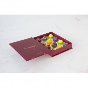 YOLANDAS CHOCOLATIERS BOX OF 12 BONBONS