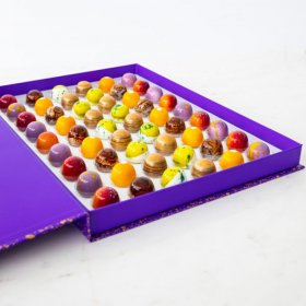 YOLANDAS CHOCOLATIERS BOX OF 54 BONBONS